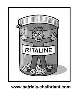 ritaline drogue des enfants